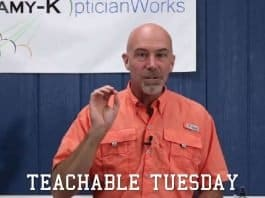 Teachable Tuesday - The Optical Journal