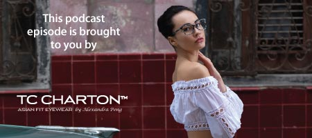 this podcast is sponsored by Tc Charton Eyewear