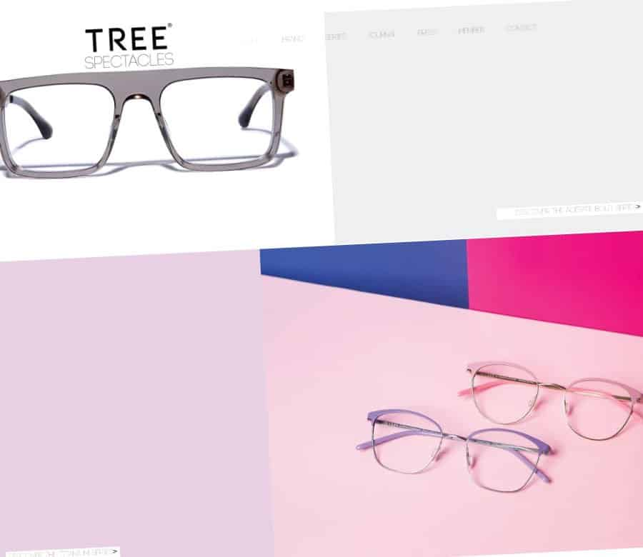 Tree Spectacles Restyles Website