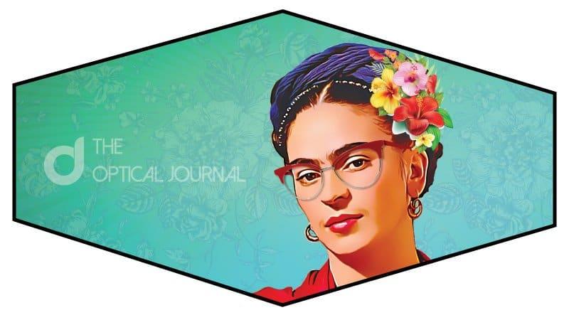 The Optical Journal - Frida Mask