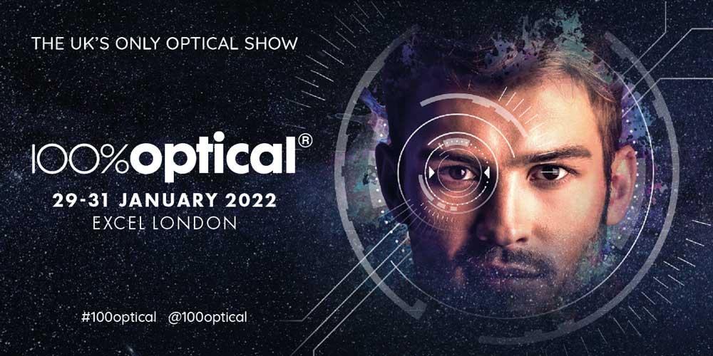 100% Optical Trade Show 2022