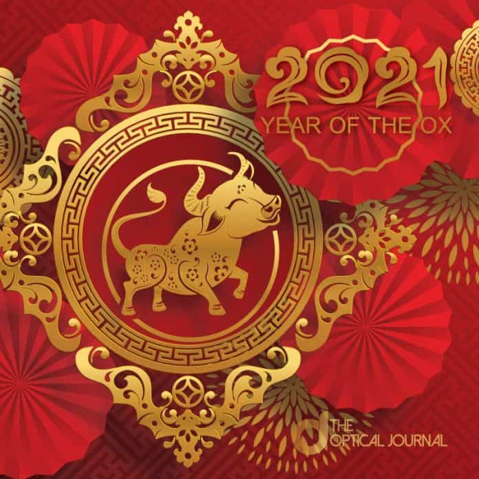 Lunar New Year from The Optical Journal