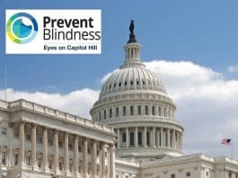 Prevent Blindness- Eyes on Capitol Hill
