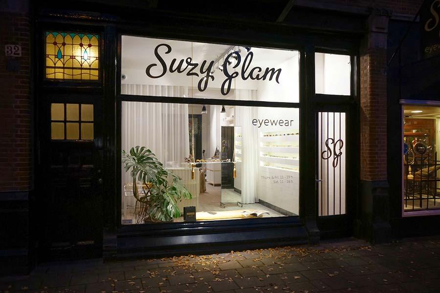 Susy Glam boutique Amsterdam