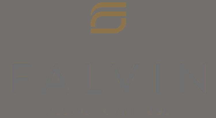 Falvin Eyewear logo