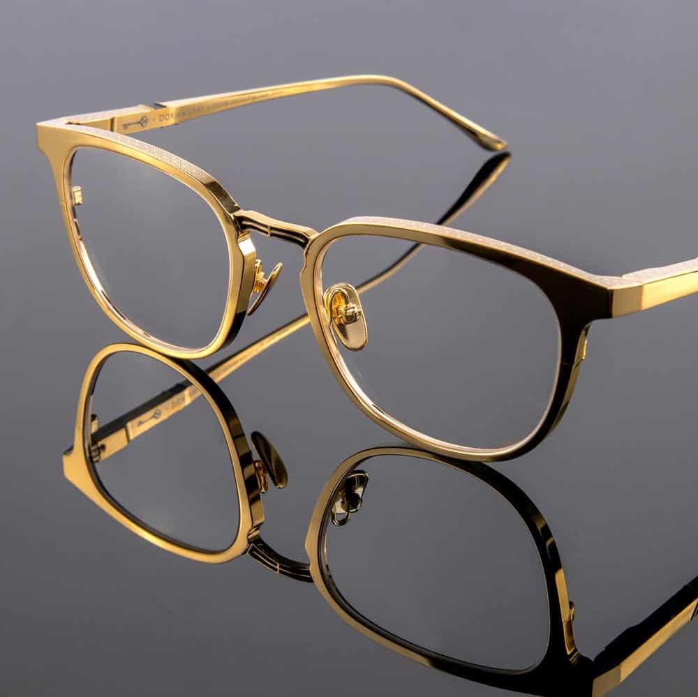 Dorian Gray 24k Gold