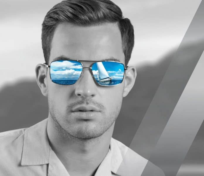 Limited Edition INVU glass sunglasses
