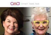 OWA 2021 Honorees: Deborah Myres and Gai Gherardi
