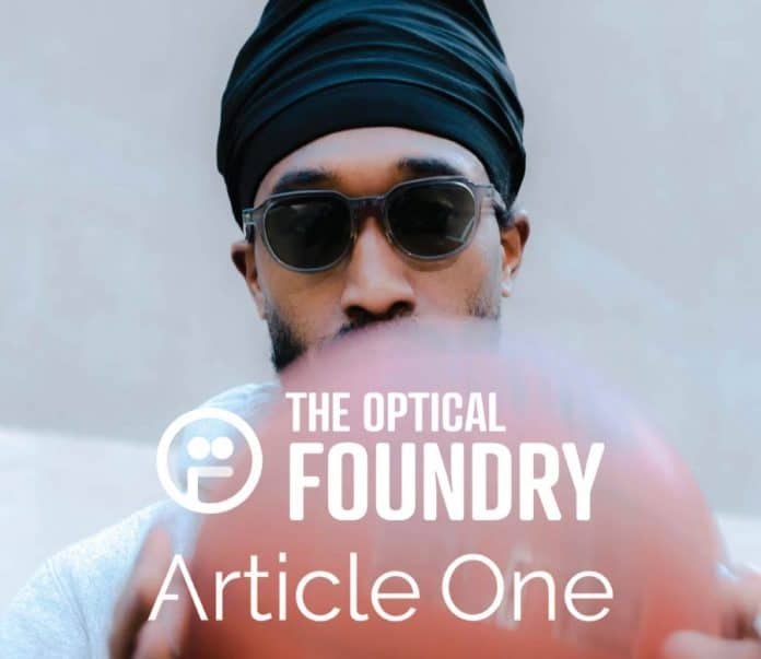 Optical Foundry- Article One