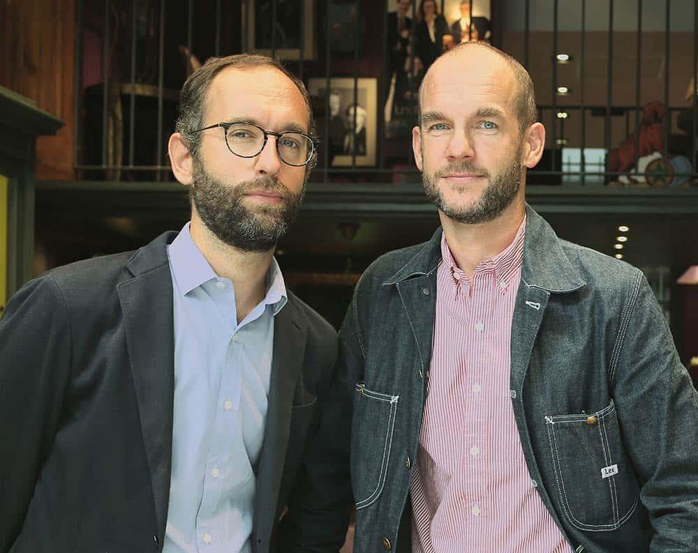 Matthieu and Thomas Lafont