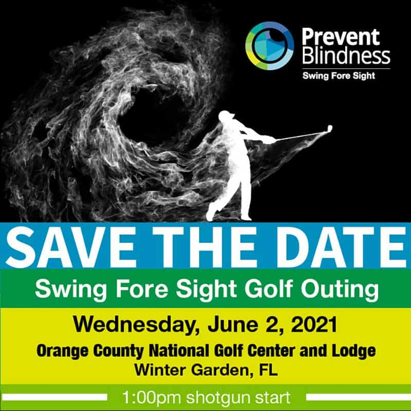 Save the date - Swing Fore Sight 2021