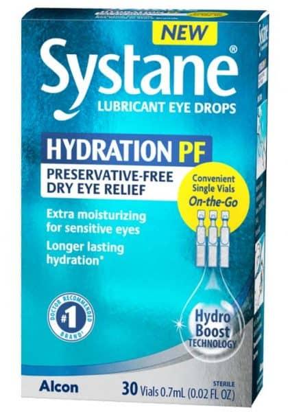 SYSTANE® HYDRATION PF eye drops