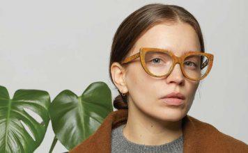Hemp Eyewear Turmeric
