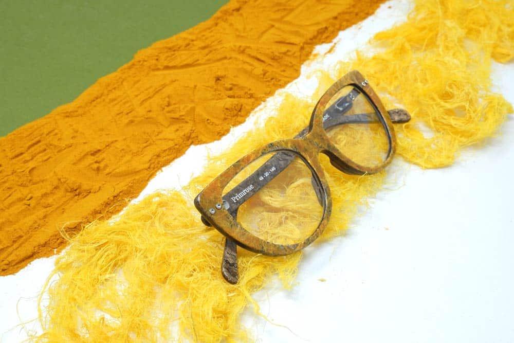 Hemp Eyewear Turmeric Hero