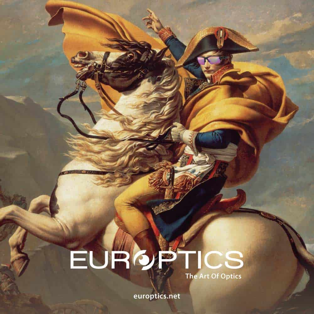 Europtics - Napoleon Cloth