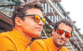 McLaren-SunGod Sunglasses