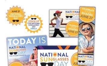 National Sunglass Day 2021 Marketing Materials