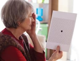 Age Related Macular Degeneration ( AMD) Test