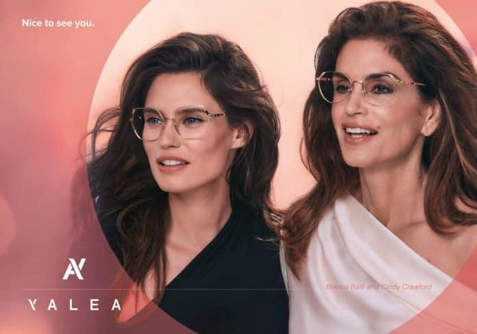 Yalea Eyewear featuring Cindy Crawford & Bianca Balti