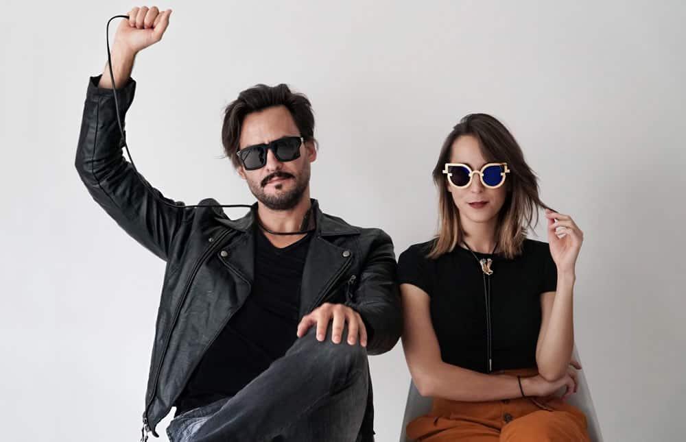 Portrait Eyewear - Valentina and Gabriel Hernandez