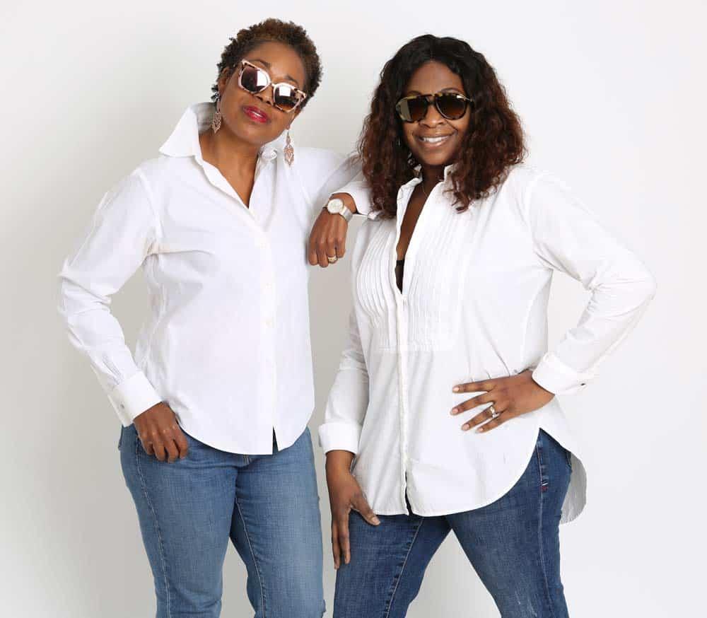 Tracy Green and Nancey Harris - Vontélle Eyewear