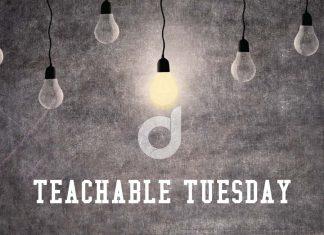 Teachable Tuesday light