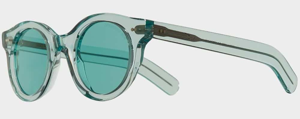 Cutler and Gross 1390 Round Sunglasses