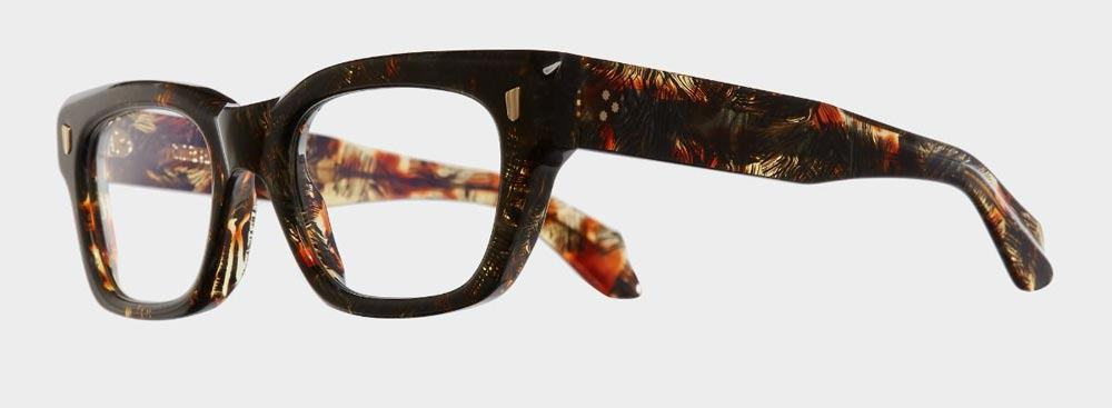 Cutler and Gross 1391 Optical Rectangle Glasses