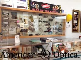 American Optical at the Optical Heritage Museum