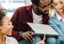 College Students Wearing Eyewear - The Optical Journal