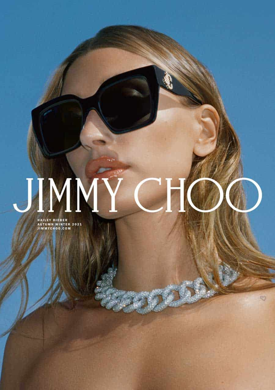 Jimmy Choo - Hailey Bieber
