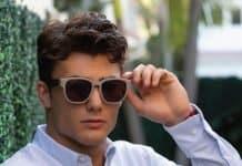 MITA Mens Sunglasses