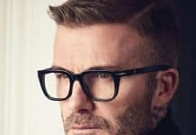 Eyewear by David Beckham Collection for Fall/Winter 2021