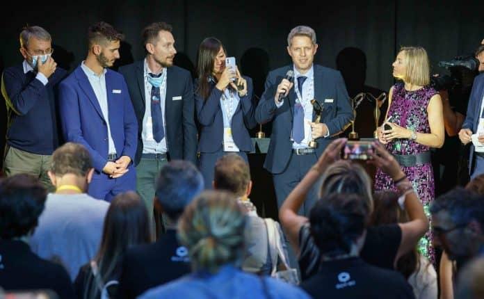 MEI Wins Silmo d'Or 2021